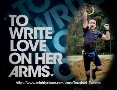 Toughest - TWLOHA-Small